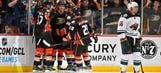 Ducks, Perry throw a home-opener party worth celebrating