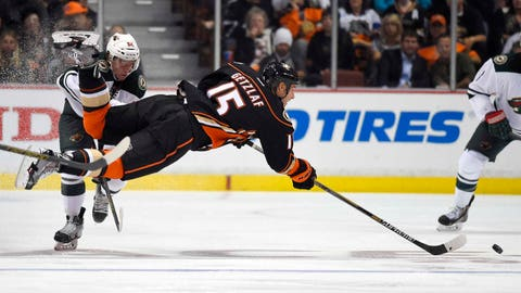 Wild at Ducks: 10/17/14