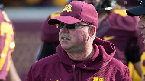 Jerry Kill, Minnesota: $2,100,000