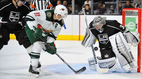 Wild at Kings: 10/19/14