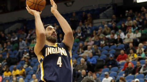 Pacers at Wolves: 10/21/14