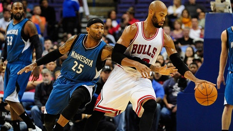 Wolves vs. Bulls: 10/24/14