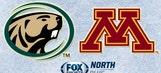 WATCH: Minnesota vs. Bemidji State