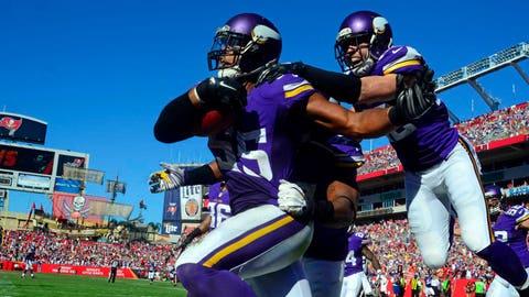 Vikings at Buccaneers: 10/26/14