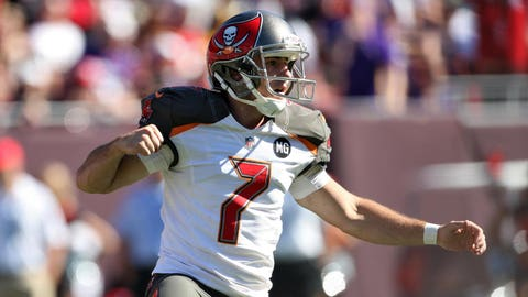 Could Ryan Fitzpatrick be the Bucs QB next week against the Bills?