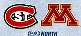 WATCH: Gophers-Huskies hockey highlights