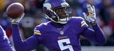 Forget cold weather, Bridgewater more concerned with feeling trust