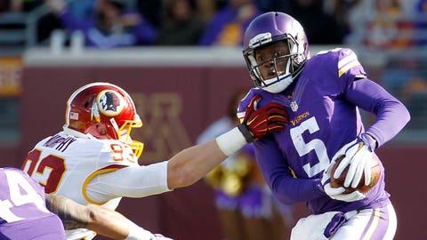 21. Minnesota Vikings