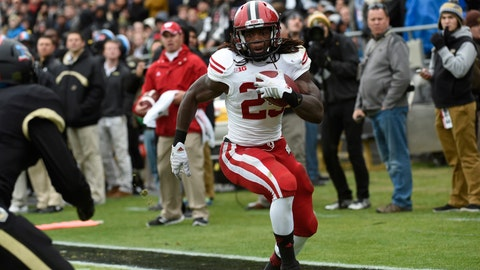 Badgers at Boilermakers: 11/8/14