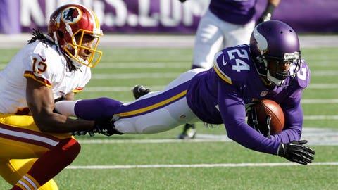 Week 10: Sunday, Nov. 13 at Washington Redskins
