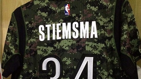 Greg Stiemsma, former Timberwolves center
