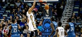 Timberwolves endure rout in New Orleans