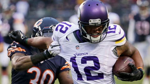 Vikings at Bears: 11/16/14