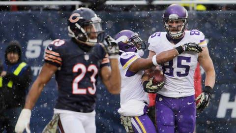 Vikings at Bears: 11/16/14