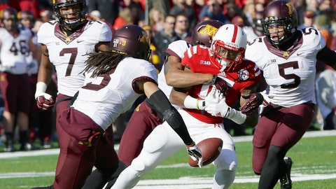 Gophers at Cornhuskers: 11/22/14