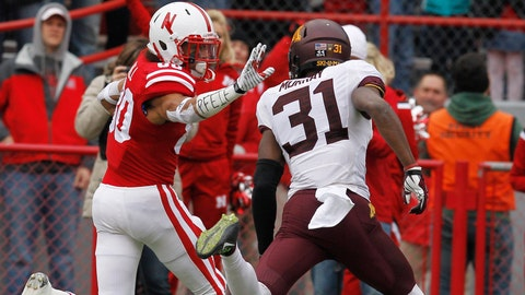 Round 5: Kenny Bell, wide receiver, Nebraska