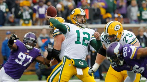 2. Green Bay Packers