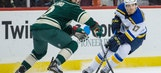 Blues at Wild: 11/29/14
