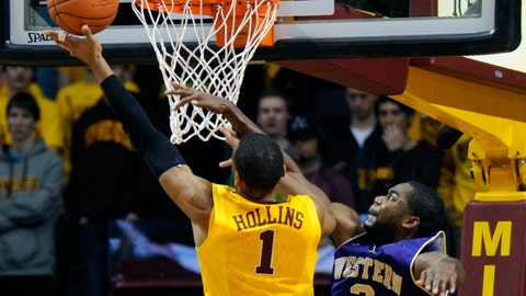 Catamounts at Gophers: 12/5/14