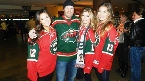Minnesota Wild Guys Night Out