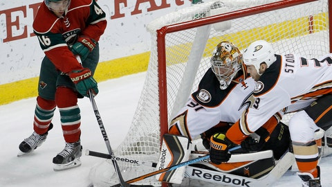 Ducks at Wild: 12/5/14