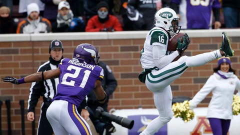 Jets at Vikings: 12/7/14