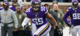 Vikings' Barr, Floyd among NFL's rising stars