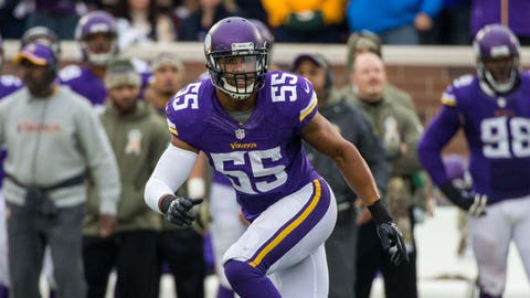 Anthony Barr, LOLB, Vikings