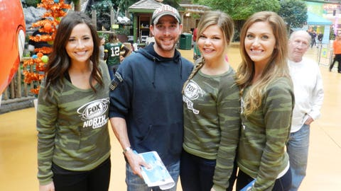 The FOX Sports North Girls surprised this Wild fan with tickets to an upcoming game!