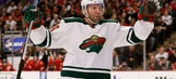 Vanek remains upbeat after difficult first season with Wild