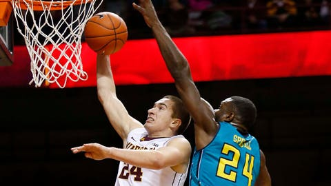 Seahawks at Golden Gophers: 12/27/14