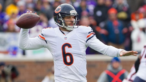 Bears QB Jay Cutler, $18.1 million