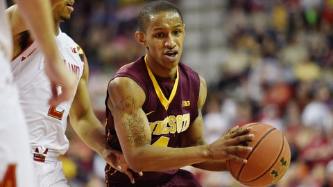 Gophers at Terrapins: 1/3/15