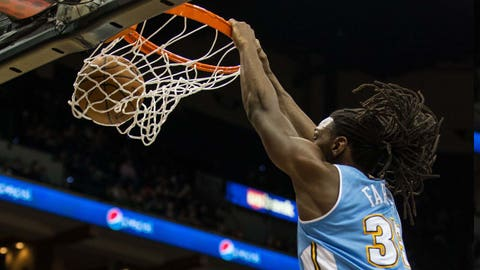 Denver Nuggets: Kenneth Faried, PF