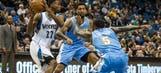 Nuggets at Timberwolves: 1/5/15