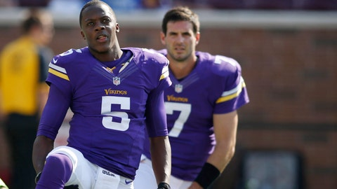 Can the Vikings build a future around Teddy Bridgewater?