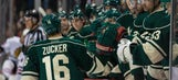 Chicago Blackhawks at Minnesota Wild: 1/8/15