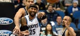 Timberwolves suffer 15th straight loss, to Spurs