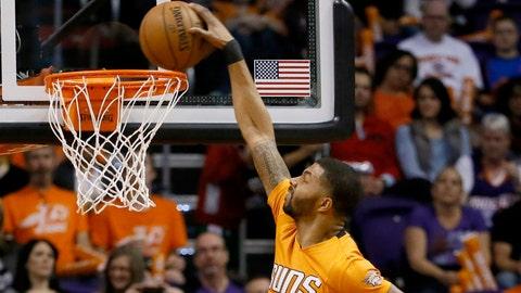 Wolves at Suns: 1/16/15