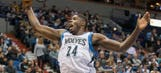 Wolves' Bennett out at least two weeks with ankle sprain