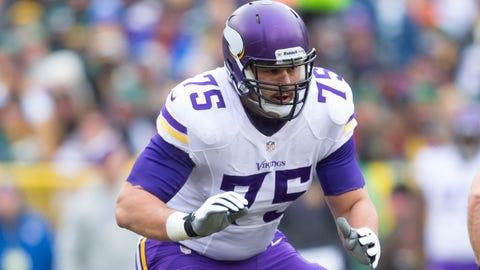 Minnesota Vikings: Left tackle