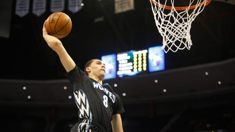 In Pictures: Zach LaVine