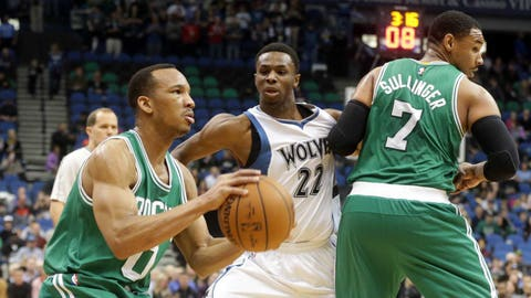Celtics at Timberwolves: 1/28/15