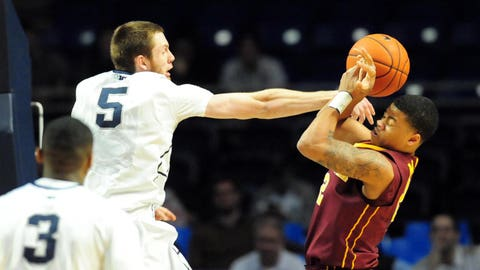 Gophers at Nittany Lions: 1/28/15