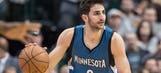 Timberwolves' Rubio makes long-awaited return in loss to Mavs