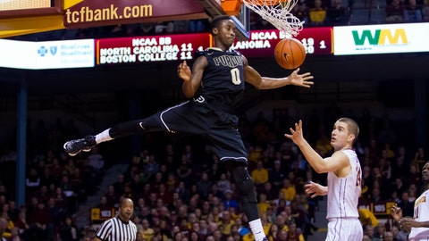 Boilermakers at Gophers: 2/7/15