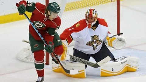 PHOTOS: Wild 2, Panthers 1