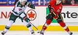 Wild fend off Flames in overtime