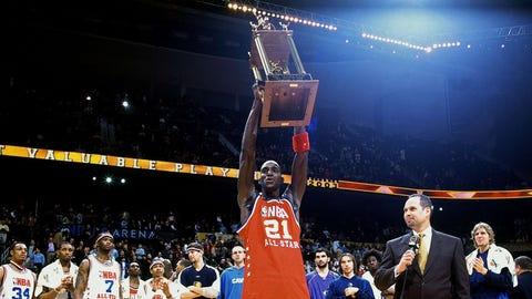 2003 NBA All-Star Game MVP award
