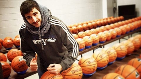Ricky Rubio, Timberwolves point guard